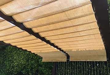 Patio Shades | Beverly Hills Blinds & Shades